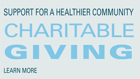 Support for A Healthier Community